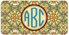 Personalized Monogrammed Arabian Night Ethnic Car License Plate Auto Tag Top Craft Case http://www.amazon.com/dp/B00LOWQDVI/ref=cm_sw_r_pi_dp_cGptub1SM3TKW