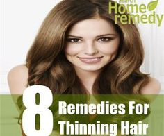 8 Herbal Remedy For Thinning Hair – Thinning Hair Treatments | Search Home Remedy