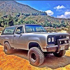 Cool Trucks, Cool Cars, Dodge Ramcharger, Mopar Or No Car, Ride Or Die, Dodge Trucks, Cummins, Broncos, Offroad