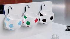 Football Soccer Sink Original Home Decor