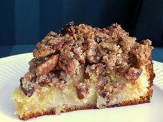 Wake and Bake: Banana Pecan Coffee Cake | Serious Eats: Sweets