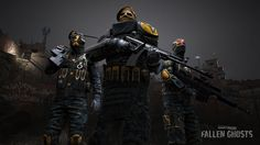 Ghost Recon Wildlands picks right back up with the Fallen Ghosts expansion: If you're still tearing up Ghost Recon Wildlands' Bolivian…