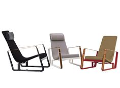 Cite Chair by Jean Prouve - The most comfortable chair