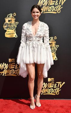 shelley hennig MTV Movie and TV Awards Tv Awards, Mtv Movie Awards, Malia Hale, Shelley Hennig, Female Character Inspiration, Hollywood Life, Fan Fiction, Celebs, Celebrities