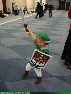 Cutest Link ever
