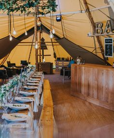 Industrial Meets Botanical Tipi Inspiration - An Open Day Shoot from Sami Tipi. Industrial meets botanical with a modern, minimal style! Safari Wedding, Tipi Wedding, Marquee Wedding, Wedding Table, Wedding Blog, Rustic Wedding, Wedding Ideas, Wedding Shit, Magical Wedding