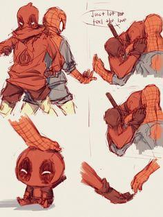 Spidey - Deadpool