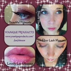 Younique Cosmetics and Skin care!!  Order here: http://www.youniqueproducts.com/JenJohnson  Join my team and become an Independent Presenter!! Ask me how!  Like me on Facebook at Younique by Jen Johnson