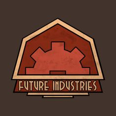 Awesome 'Future+Industries' design on TeePublic!