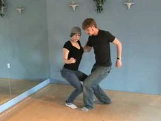 Blues Dance Lesson: The Lunge