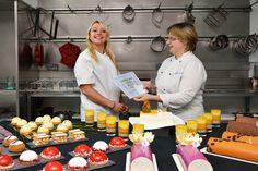 Curso Premier de Pasteleria de Autor - Octubre. Pastry Chef Maria Selyanina