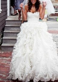 Wedding dress / Pinterest
