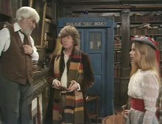 DOCTOR WHO: Stories From The Scrapheap - SHADA | Warped Factor - Words in the Key of Geek.