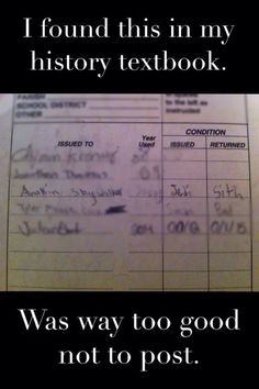 Foto>>>Ironically... This was my text book for the longest time