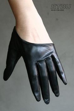 Genuine Lambskin Leather Fashion Runway Model Cut by runnickyrun, $21.99