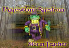 Wizard101 my secondary school is storm so, another woot woot!!!