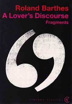 """""""Language is a skin: I rub my language against the other. It is as if I had words instead of fingers, or fingers at the tip of my words. My language trembles with desire."""" Roland Barthes, A Lover's Discourse: Fragments, Translation by Richard Howard, 1978"""