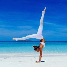Alo Yoga Goddess Legging #sjanaelise #yoga #inspiration