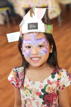 #Easter fun at The Harvey Centre 2014. #KidsClub #EasterFun #Shopping #Harlow #Essex #Events #Kids #FacePainting