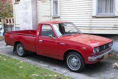 Riley j griffin rileygriffin93 on pinterest 1976 toyota pick up mine was primer brown lowered front end and lifted in fandeluxe Gallery