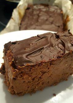Ciasto z cieciorki   Dieta roślinna, zarządzanie sobą