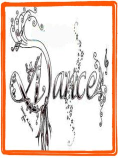 So you think you can dance? Here is a tattoo to show your love for dance. Dance Tattoos, Cool Tattoos, Love Design, Thinking Of You, Cool Stuff, Thinking About You, Coolest Tattoo, Amazing Tattoos