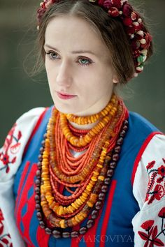 Zhytomyr ukrainian costume