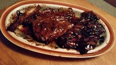 glenn s marinated pork shoulder marinated baked pork chops marinated ...