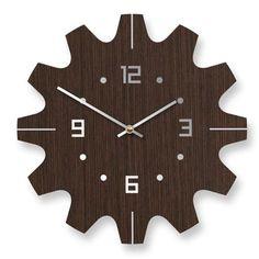 Vibrant Contemporary Clocks Assortment from Pilot Design Contemporary Clocks, Modern Clock, Modern Wall, Cool Clocks, Unique Wall Clocks, Wall Clock Wooden, Wooden Walls, Retro Clock, Celtic Crosses