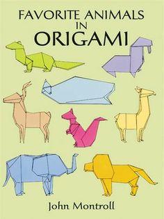 origami book cover - Google Search