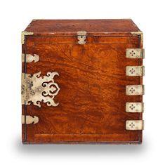 Japanese Furniture, Antique Boxes, Hope Chest, Motor Car, 18th Century, Auction, Brass, Fine Art, Antiques