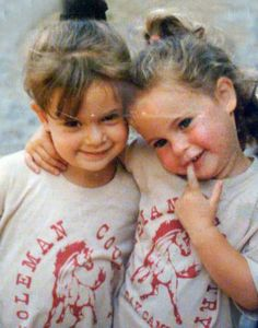 Happy birthday to our twin sister Co-Founders, Samantha & Morgan Elias! x<3x