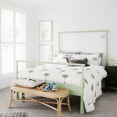 Who does not like a good IKEA Furniture Hack? Here are 12 IKEA Hacks for your Bedroom that is cleverly done and look good to take your home styling to a whole another level. Bedroom 2018, Baby Bedroom, Kids Bedroom, Kids Rooms, Childrens Bedroom, Bedrooms, Ikea Bed Hack, Ikea Furniture Hacks, Ikea Hacks