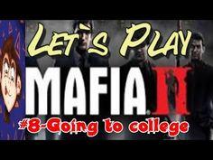 "Mafia 2|Part#8-Going to ""college""|MbG"
