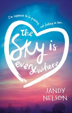 I have loved taking part in the Zoella Book Club with WHSmith . I posted about it back in June here and the first part of my book ... the sky is everywhere by Jandy Nelson - Janay Brazier