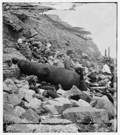 Site of the Night Attack at Fort Sumter  Site of the Night Attack at Fort Sumter on September 8, 1863 - Charleston, SC