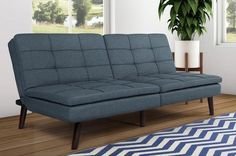 Can you get a sleeper sofa for under $500? Yes, you can, it turns out — and even one that looks pretty decent. These 10 sofas are probably not the best choice for sleeping on every night, but if you have guests often and want to provide them with a place to crash that's not an air mattress on the floor, these are all excellent options.
