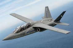 The prototype of Textron AirLand's ISR/Strike aircraft teamed up with Vortex Aeromedia to show off its maritime capability. The Scorpion is an Intelligence, Surveillance and Reconnaissance (ISR)/St...