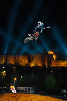 Red Bull X-Fighters World Tour in Istanbul,