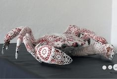 If you've ever searched the word crochet in Google Images it's likely that you have seen the crochet work of the artist Joana Vasconcelos. She wasBorn in Paris and resides and works in…