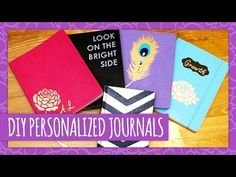 DIY Personalized Journals - HGTV Handmade