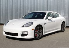 2012 Porsche Panamera Turbo S-wouldn't mind a 4 door if I had one of these!