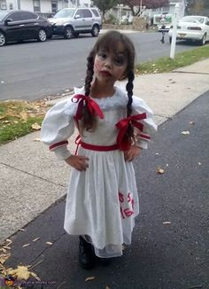 15 Best Annabelle Costume Images In 2014 Annabelle