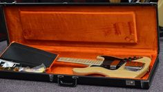 Fender American Vintage '74 Jazz Bass, natural