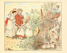 Randolph Caldecott  of Caldecott Award Fame for beautifully illustrated children's books