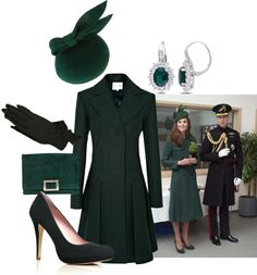 """""""Kinda Kate at St. Patrick's Day"""" by a-girl-wearing-sperry on Polyvore"""