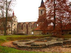 Sázava Monastery (Czech Republic), the origin of Saint Prokop, Century Prague, 14th Century, Czech Republic, Trips, To Go, Castle, Mansions, The Originals, Architecture