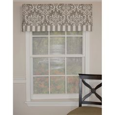 "You'll love the Widcombe 50"" Curtain Valance at Wayfair - Great Deals on all Décor  products with Free Shipping on most stuff, even the big stuff."