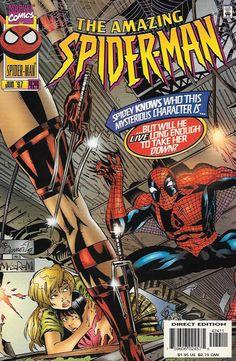 The Amazing Spider-Man # 424 Marvel Comics Vol 1