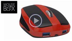 #MouseBox Bien plus qu'une souris, un véritable ordinateur miniature #mobilité #productivité